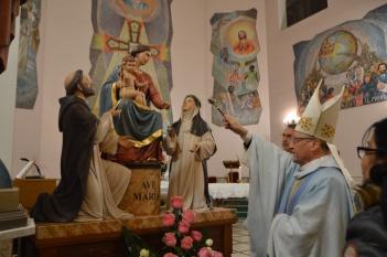 Santíssima Virgem do Santo Rosário