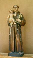 St. Antony whit child