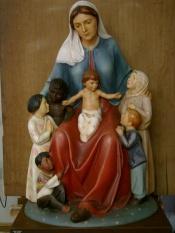 Mère bénie