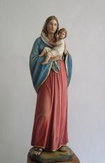 Maria con Gesù
