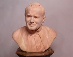 Portrait of Saint John Paul II